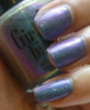 Swatch courtesy of Taneja's Bride | GIRLY BITS COSMETICS Go and Shake a Tower