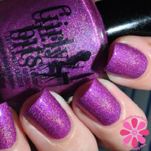 Swatch by Cosmetic Sanctuary | GIRLY BITS COSMETICS Ho-Ho-Hope