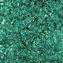 Caribbean Ocean Glitter .040 Hexagon | GIRLY BITS COSMETICS