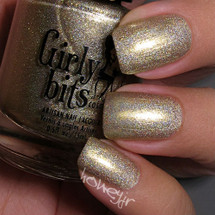 Swatch courtesy of Honey Jr | GIRLY BITS COSMETICS Walk Like An Egyptian