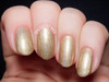 Swatch courtesy of Chalkboard Nails | GIRLY BITS COSMETICS Walk Like An Egyptian