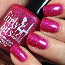Swatch courtesy of Polished and Shined | GIRLY BITS COSMETICS What Happens In Vegas...End Up On Insagram