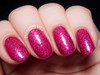 Swatch courtesy of Chalkboard Nails | GIRLY BITS COSMETICS What Happens In Vegas...End Up On Insagram