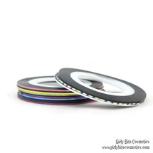 Nail Art Striping Tape (Package of 10)