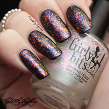 Swatch courtesy of Nails of Aquarius | GIRLY BITS COSMETICS Enabler