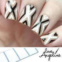 'X' Nail Shields