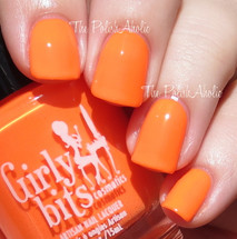 Swatch courtesy of The PolishAholic | GIRLY BITS COSMETICS Thump Your Melons