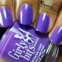 Swatch courtesy of Amanda Loves Polish | GIRLY BITS COSMETICS Get Indie Flow