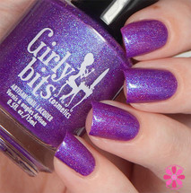 Swatch Courtesy of Cosmetic Sanctuary | GIRLY BITS COSMETICS Defying Gravity by Phyrra