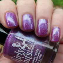 Swatch Courtesy of Pointless Cafe | GIRLY BITS COSMETICS Defying Gravity by Phyrra