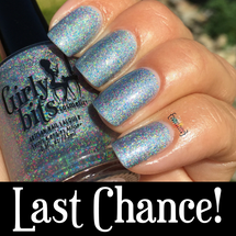 Swatch courtesy of Cosmetic Sanctuary | GIRLY BITS COSMETICS Stardust by My Nail Polish Obsession