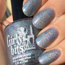 GIRLY BITS COSMETICS Stardust by Ehmkay Nails