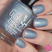Swatch courtesy of Cosmetic Sanctuary | GIRLY BITS COSMETICS Stardust by Ehmkay Nails