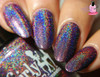 Swatch courtesy of Nailed The Polish | GIRLY BITS COSMETICS Amok! Amok! Amok!