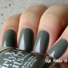 Swatch courtesy of Ida Nails It | GIRLY BITS COSMETICS Dead Man's Toe