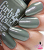 Swatch courtesy of Nailed The Polish | GIRLY BITS COSMETICS Dead Man's Toe