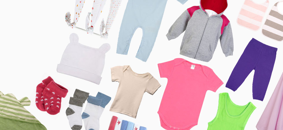 Baby Clothing | Bibs | Rompers | Baby T-shirts
