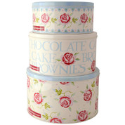 ROSE & BEE | nested round cake tins | set of 3