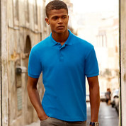 BERMUDA polo shirts men eco pique