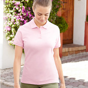 Fruit Of The Loom polo shirts women