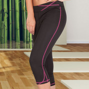BIKRAM Women 3/4 Gym or Yoga Legging