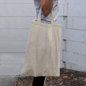 short handles | calico bag