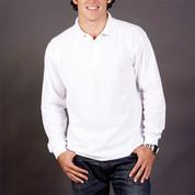 MARSDEN | polo shirts long sleeves | white
