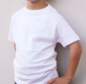 PICCOLO Kids Promo T-shirt White