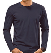 TEXAS Men Long Sleeve Black Opal