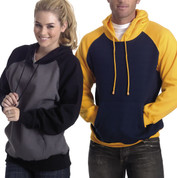 COOGEE Unisex Cotton-rich Hoodies