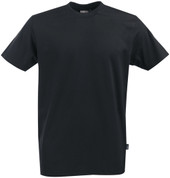 AMERICAN Men T-shirts deluxe slim fit Black