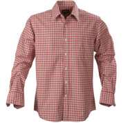 AUSTIN | checkered shirt men | long sleeves