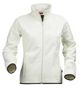 TYROL Women deluxe double-face jackets Eggshell/Black