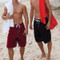 PIPELINE Men plain boardies