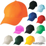 BARRIO structured baseball caps