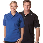CHATSWOOD unisex polo shirts plain or contrast