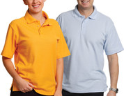 LATROBE polo shirts plain pique