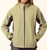 WARWICK Women contrast soft-shell jackets