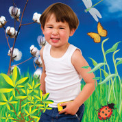 SHANNON Children's singlets organic