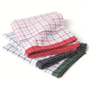 MEAL | jacquare tea towels (12 PACK)