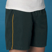 PANTHER | mens sports shorts | piping