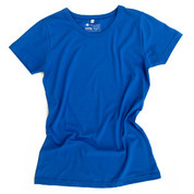 EQUITY | t-shirts | Fairtrade® slim fit | Blue
