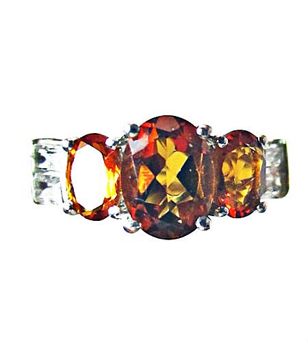 Santa Ana Madeira Citrine Ring