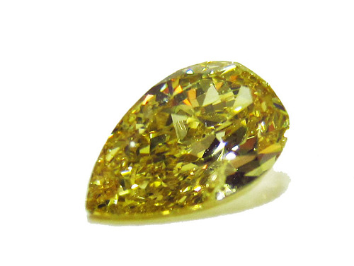 gia certified ct clarity cushion ring carat tw brownish diamond shape yellow fancy