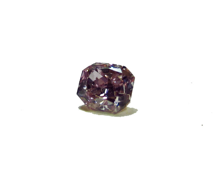 Argyle Fancy Purple Pink Diamonds