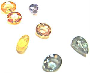 Sri Lanka & Burma Sapphire Parcels