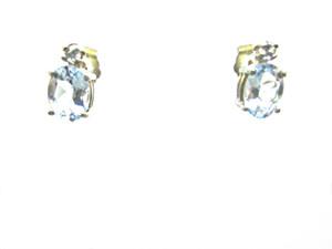 Santa Maria Aquamarine Earrings