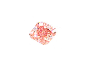 Fancy Brownish Orangy Pink Diamond