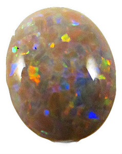 Australian Gray Opal - Loose Gemstone (2.82 ct)