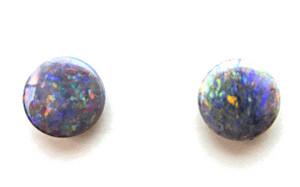 australian black opals